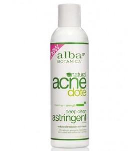 Alba Botanica ACNEdote Deep Clean Astringent / Охлаждающий вяжущий тоник, 177 мл