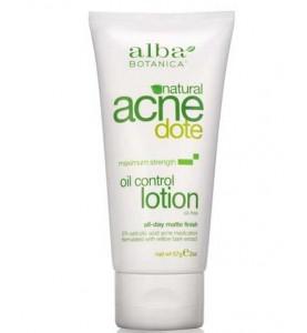 Alba Botanica ACNEdote Oil Control Lotion / Себорегулирующий лосьон, 57 г