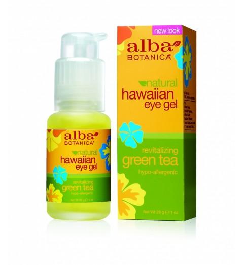 Alba Botanica Green Tea Eye Gel / Гель для кожи вокруг глаз Зеленый чай, 28 мл