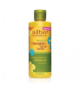 Alba Botanica Hibiscus Facial Toner / Гавайский тоник для лица, 251 мл
