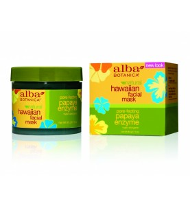 Alba Botanica Papaya Enzyme Facial Mask / Энзимная маска для лица с ферментами папайи, 85 г