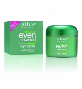 Alba Botanica Sea Plus Renewal Night Cream  / Морской ночной обновляющий крем, 57 г