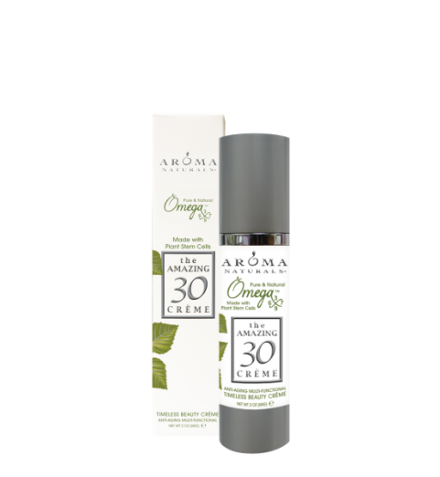 Aroma Naturals Amazing 30 Creme / Крем для лица, 60 мл