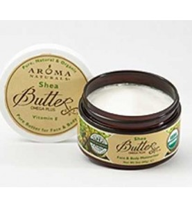 Aroma Naturals Pure Shea Butterx  / Масло Ши, 95 гр