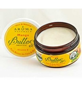 Aroma Naturals Pure Mango Butterx  / Масло Манго, 95 гр