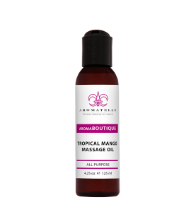 Aromatelle Tropical Mango Massage Oil / Массажное масло для лица и тела Тропический Манго, 125 мл