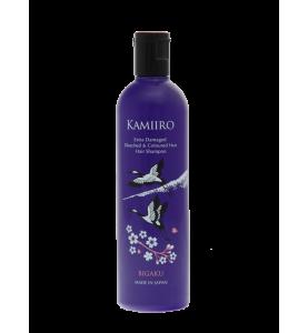 Bigaku (Бигаку) Extra Damaged Bleached & Coloured Hair Shampoo / Шампунь для восстановления волос, 330 мл