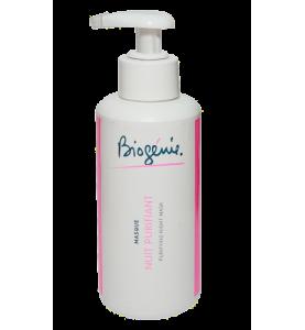 Biogenie (Биожени) Nuit Purifant / Очищающая ночная детокс-маска для лица, 200 мл