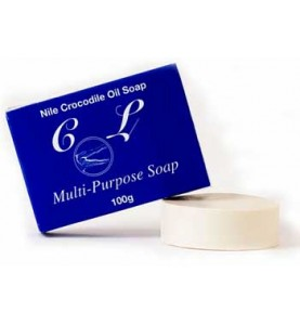 COL Soap / Мыло на основе крокодилового масла, 100 г