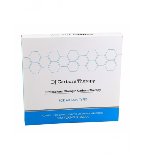 Carboxy Therapy (Карбокситерапия) Маска для лица и шеи Carboxy CO2 Gel, 5 шт по 25 мл