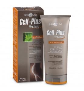 Cell-Plus Крем антицеллюлитный при второй и третьей стадии, 200 мл