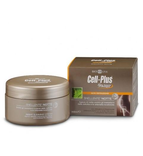 Cell-Plus HD Крем для похудания, ночной уход, 300 мл