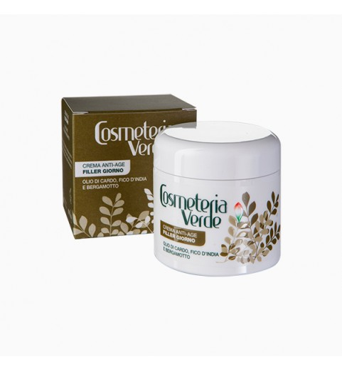Cosmeteria Verde Crema Anti-Age Filler Giorno / Дневной крем Anti-Age против морщин, 50 мл