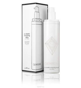 Cremorlab (Креморлаб) T.E.N. Cremor O2 Bubble Energizing Mask / Средство для снятия макияжа, глубокого очищения, обогащенное кислородом и минералами, 100 мл