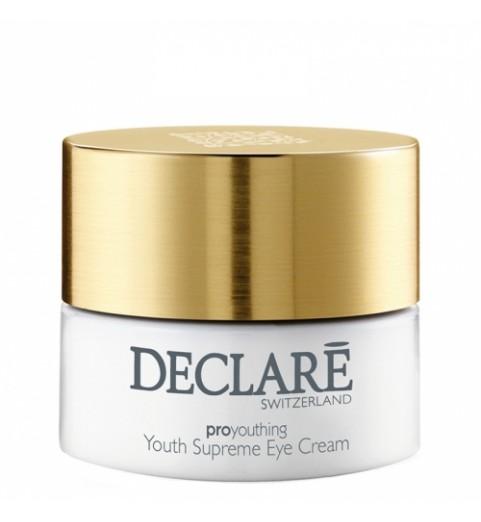 """Declare (Декларе) Youth Supreme Eye Cream / Крем вокруг глаз """"Совершенство молодости"""", 15 мл"""