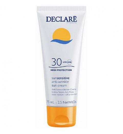 Declare (Декларе) Anti-Wrinkle Sun Cream SPF30 / Солнцезащитный крем SPF30 с омолаживающим действием, 75 мл