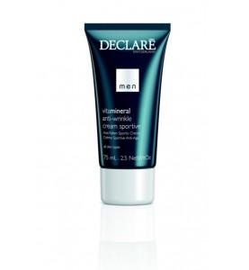 Declare (Декларе) Sportive Anti-Wrinkle Cream /  Омолаживающий крем для активных мужчин, 75 мл.