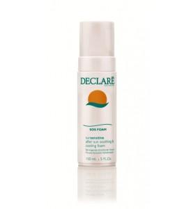 Declare (Декларе) After Sun Soothing and Cooling Foam / Успокаивающая пенка после загара с охлаждающим эффектом, 150 мл
