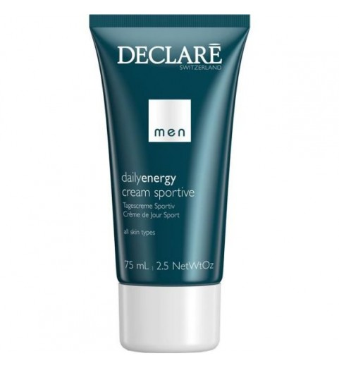 Declare (Декларе) Daily Energy Cream Sportive / Увлажняющий крем для активных мужчин, 75 мл