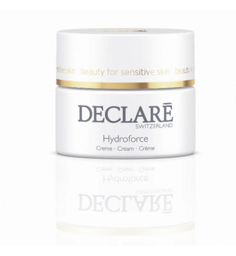 Declare (Декларе) Hydroforce Cream /  Увлажняющий крем c витамином Е для нормальной кожи, 50 мл