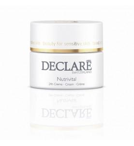 Declare (Декларе) Nutrivital 24 h Cream /  Питательный крем 24-часового действия, 50 мл