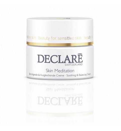 Declare (Декларе) Skin Meditation Soothing & Balancing Cream /  Успокаивающий, восстанавливающий крем, 50 мл
