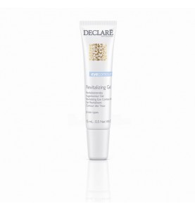 Declare (Декларе) Revitalising Eye Contour Gel /  Восстанавливающий гель для кожи вокруг глаз, 15 мл