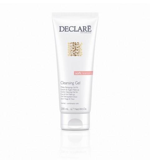 Declare (Декларе) Gentle Cleansing Gel /  Мягкий очищающий гель, 200 мл
