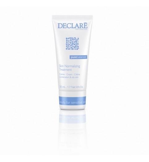 Declare (Декларе) Skin Normalizing Treatment Cream / Крем, нормализующий жирность кожи, 50 мл