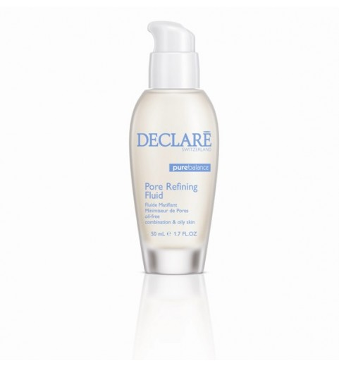 Declare (Декларе) Sebum Reducing & Pore Refining Fluid /  Интенсивное средство нормализующее жирность кожи, 50 мл