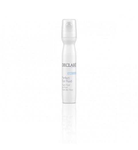 Declare (Декларе) Perfect Eye Fluid / Восстанавливающий гель для кожи вокруг глаз с массажным эффектом (ролик), 15 мл