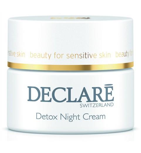Declare (Декларе) Detox Night Cream / Ночной детокс крем, 50 мл