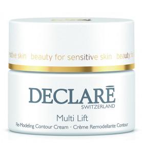 Declare (Декларе) Multi Lift Re-Modeling Contour Cream / Ремоделирующий крем с лифтинговым действием, 50 мл