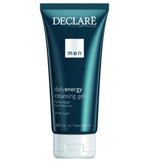 Declare (Декларе) Daily Energy Cleansing Gel / Активный очищающий гель для мужчин, 200 мл