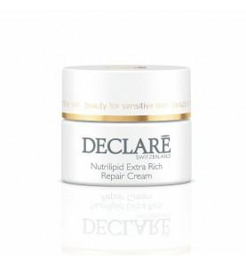Declare (Декларе) Nutrilipid Nourishing Repair Cream /  Питательный восстанавливающий крем для сухой кожи, 50 мл