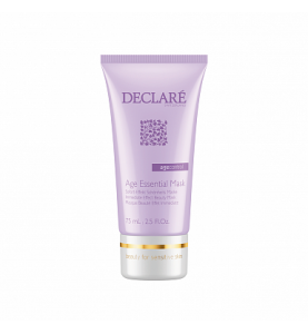 Declare (Декларе) Age Essential Mask / Омолаживающая экспресс-маска для лица, 75 мл