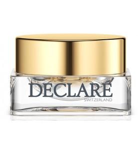 Declare (Декларе) Luxury Anti-Wrinkle Eye Cream / Крем-люкс против морщин вокруг глаз с экстрактом черной икры, 15 мл