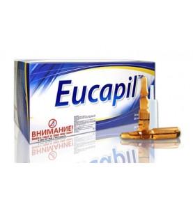 Eucapil AHA Dermo-Cosmetics hair loss care (2% fluridil) /  Эвкапил - средство для волос. 1 упаковка