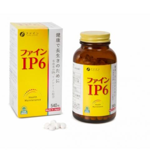 Fine IP 6 / Инозитол (Биодобавка для мозга и нервной системы), 540 шт по 250 мг
