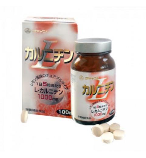 Fine L-Carnitine /  L-карнитин с витамином В2 600 мг