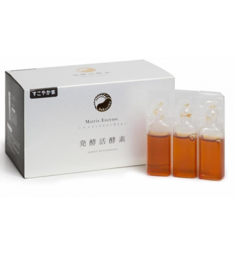 "Fine Matrix Enzyme / Напиток ""Фермент Здоровья"", 30 шт по 10 мл"