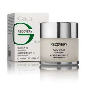 GIGI (ДжиДжи) Recovery Daily SPF 30 /  Увлажняющий восстанавливающий крем SPF-30, 50 мл