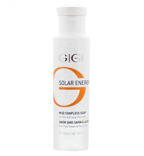 GIGI (ДжиДжи) Solar Energy Mud Soapless Soap / Мыло ихтиоловое 120 мл