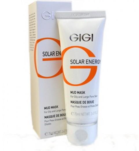GIGI (ДжиДжи) Solar Energy Mud mask for oil skin / Маска ихтиоловая грязевая, 75 мл