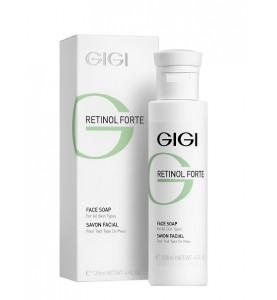 GIGI (ДжиДжи) Retinol Forte face soap / Мыло жидкое для лица 120 мл