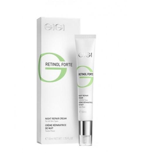 GIGI (ДжиДжи) Retinol Forte Night Cream / Ночной восстанавливающий крем, 50 мл