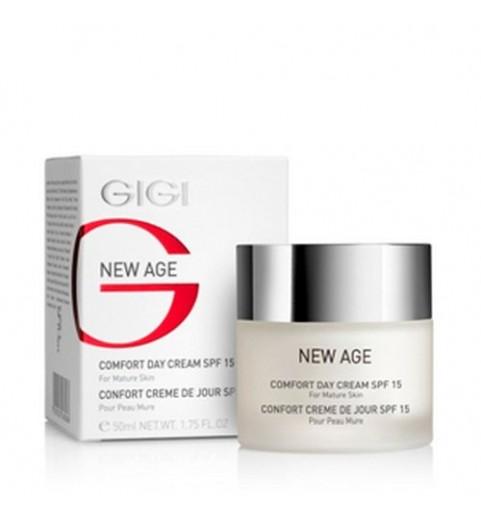 GIGI (ДжиДжи) New Age Comfort Day Cream SPF 15 / Крем-комфорт дневной, 50 мл