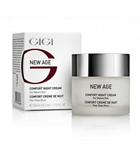GIGI (ДжиДжи) New Age Comfort Night Cream / Крем-комфорт ночной, 50 мл