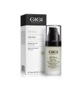GIGI (ДжиДжи) Retin A Triple Power Brightening Serum / Сыворотка Тройная Сила, 30 мл