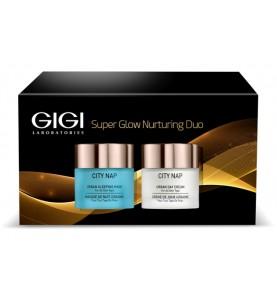 GIGI (ДжиДжи) City Nap Set / Набор для сияющей кожи, 100 мл
